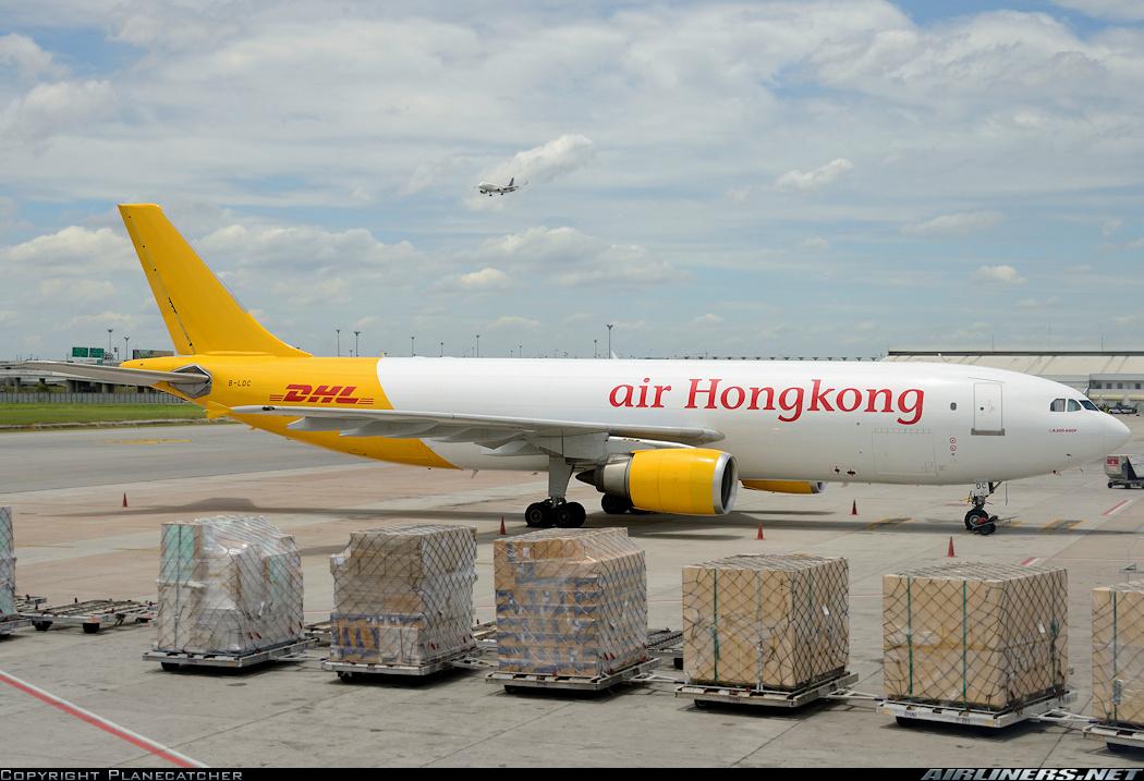 Airbus A300F4-605R - Air Hong Kong (DHL)   Aviation Photo #2704070   Airliners.net