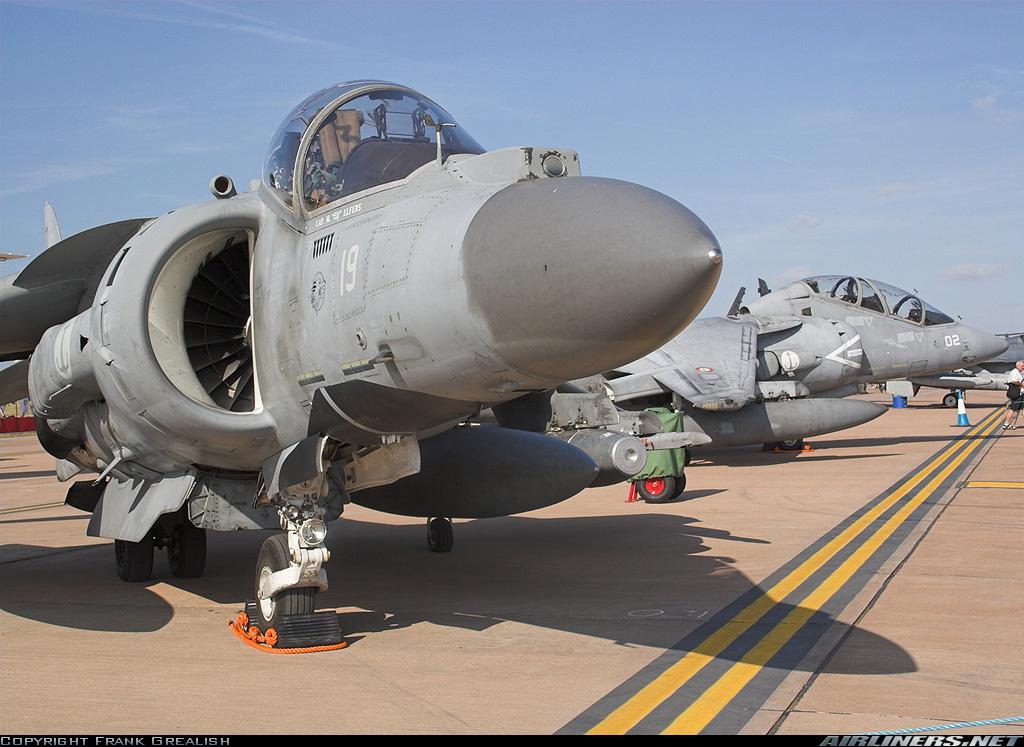 McDonnell Douglas AV-8B Harrier II+ - Italy - Navy | Aviation Photo #0979391 | Airliners.net