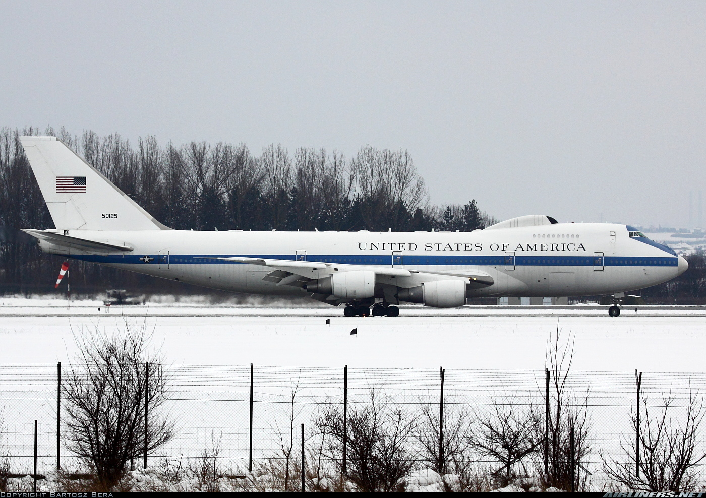 Boeing E-4B (747-200B) - USA - Air Force | Aviation Photo #1488913 | Airliners.net