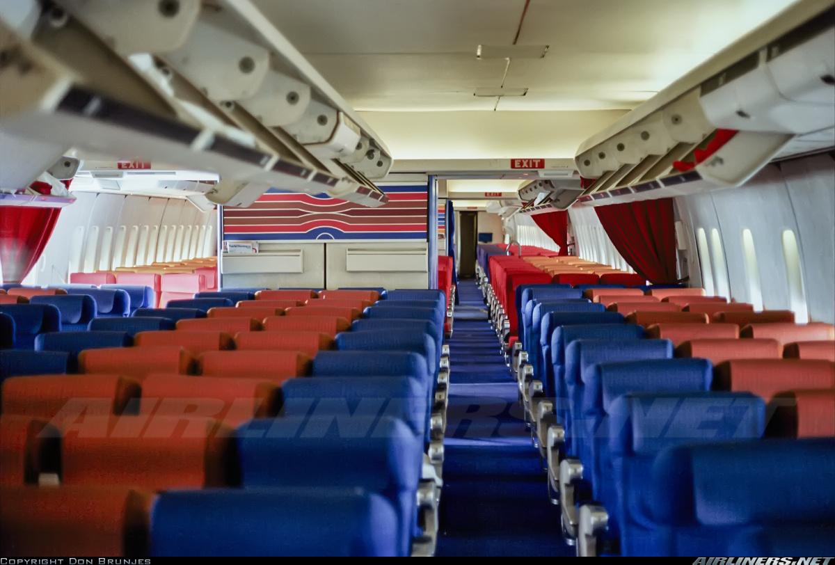 Boeing 747 121 Pan American World Airways Pan Am