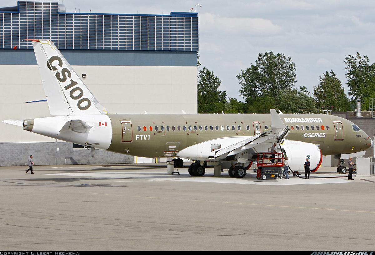 Bombardier Cseries Cs100 Bd 500 1a10 Bombardier