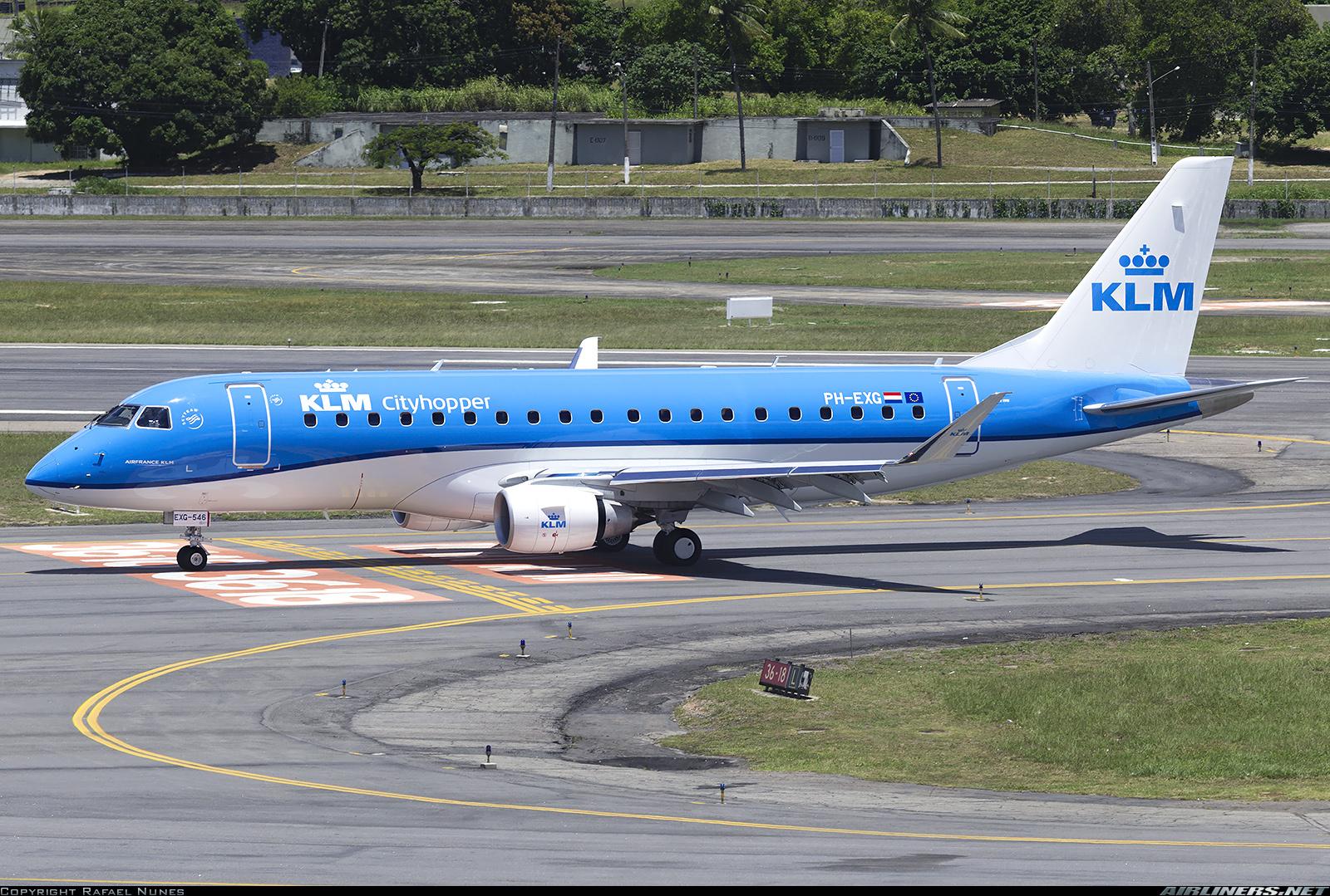 Image result for klm cityhopper embraer 175