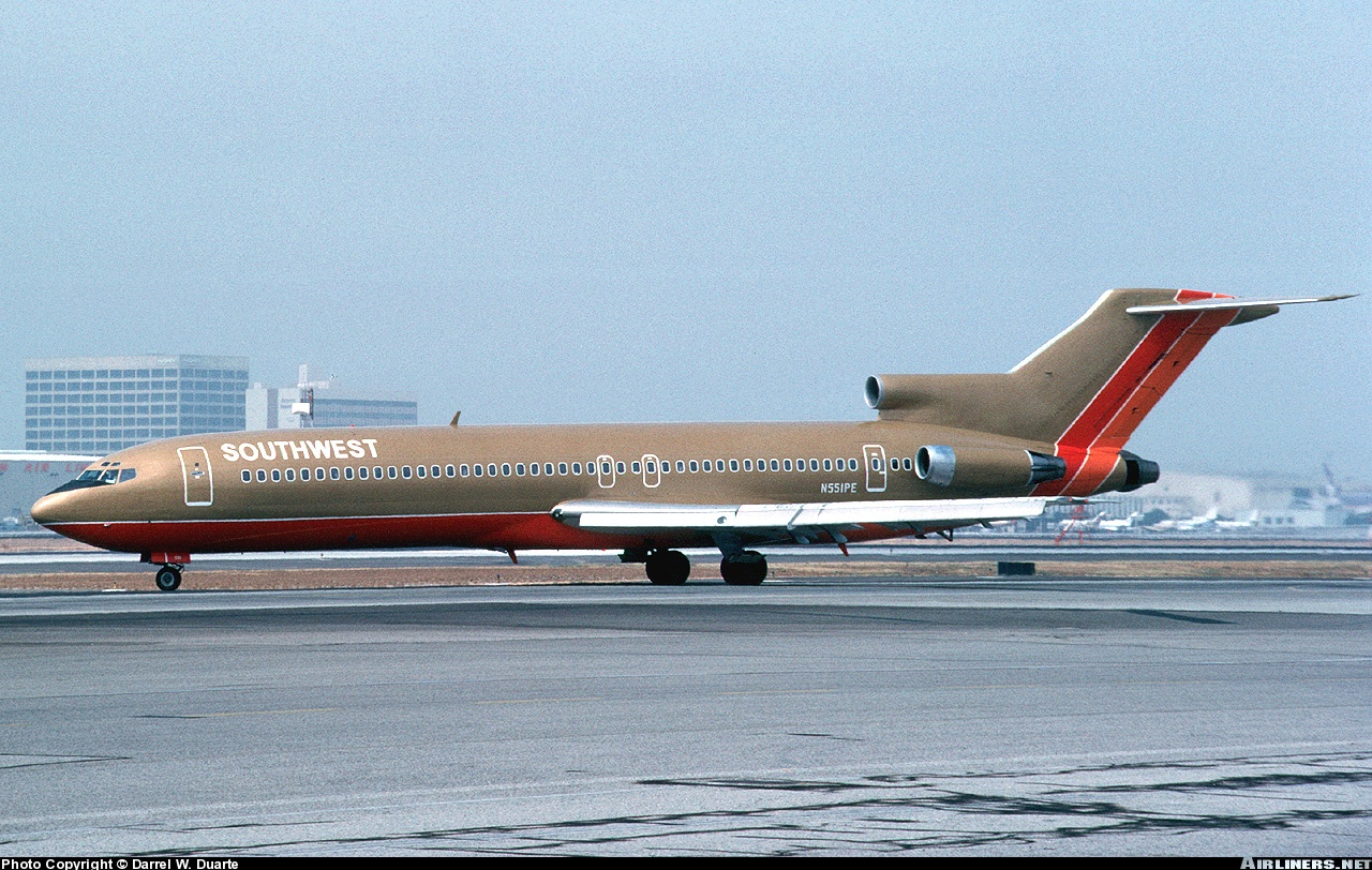 Boeing 727227  Southwest Airlines  Aviation Photo
