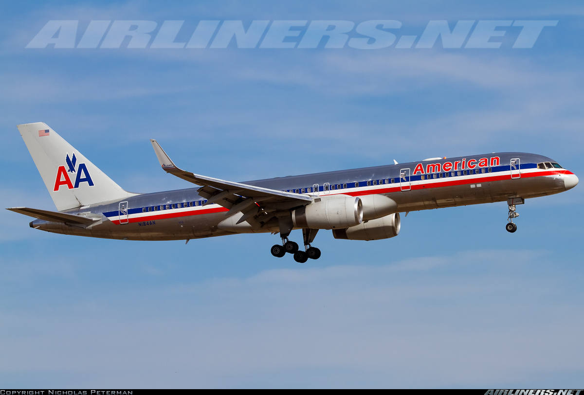 Boeing 757-223 - American Airlines | Aviation Photo #2291006 | Airliners.net