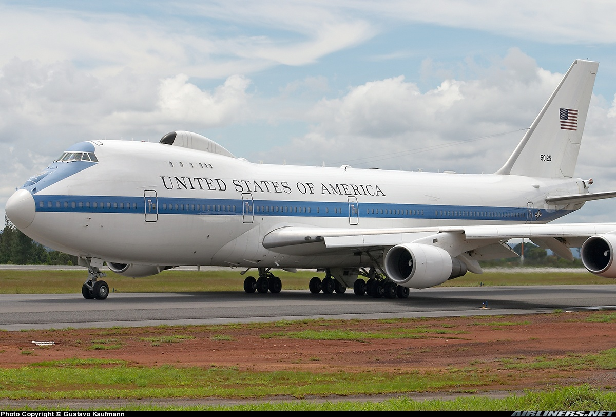 Boeing E-4B (747-200B) - USA - Air Force | Aviation Photo #0826306 | Airliners.net