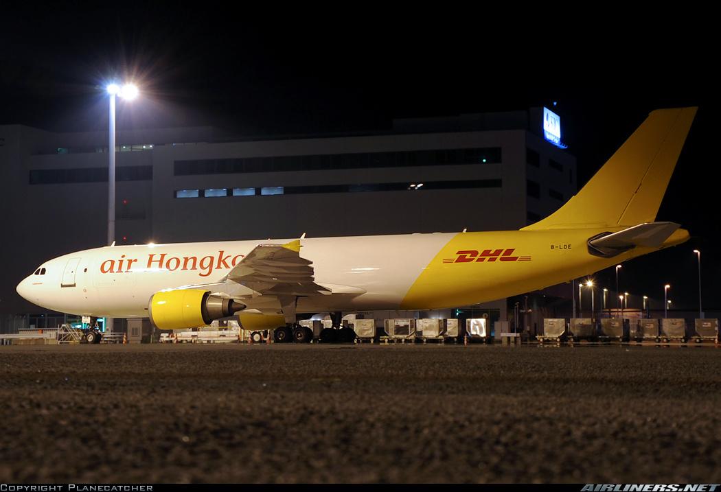 Airbus A300F4-605R - Air Hong Kong (DHL)   Aviation Photo #1757957   Airliners.net