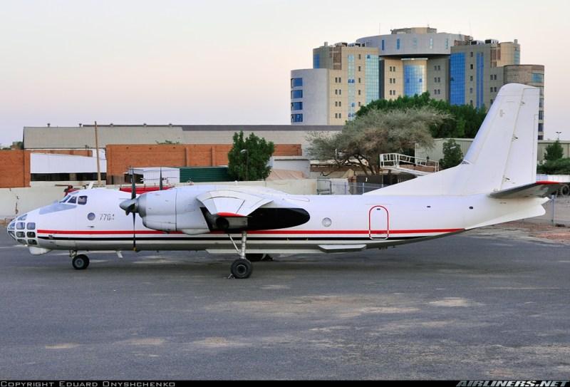 Sudanese An-30