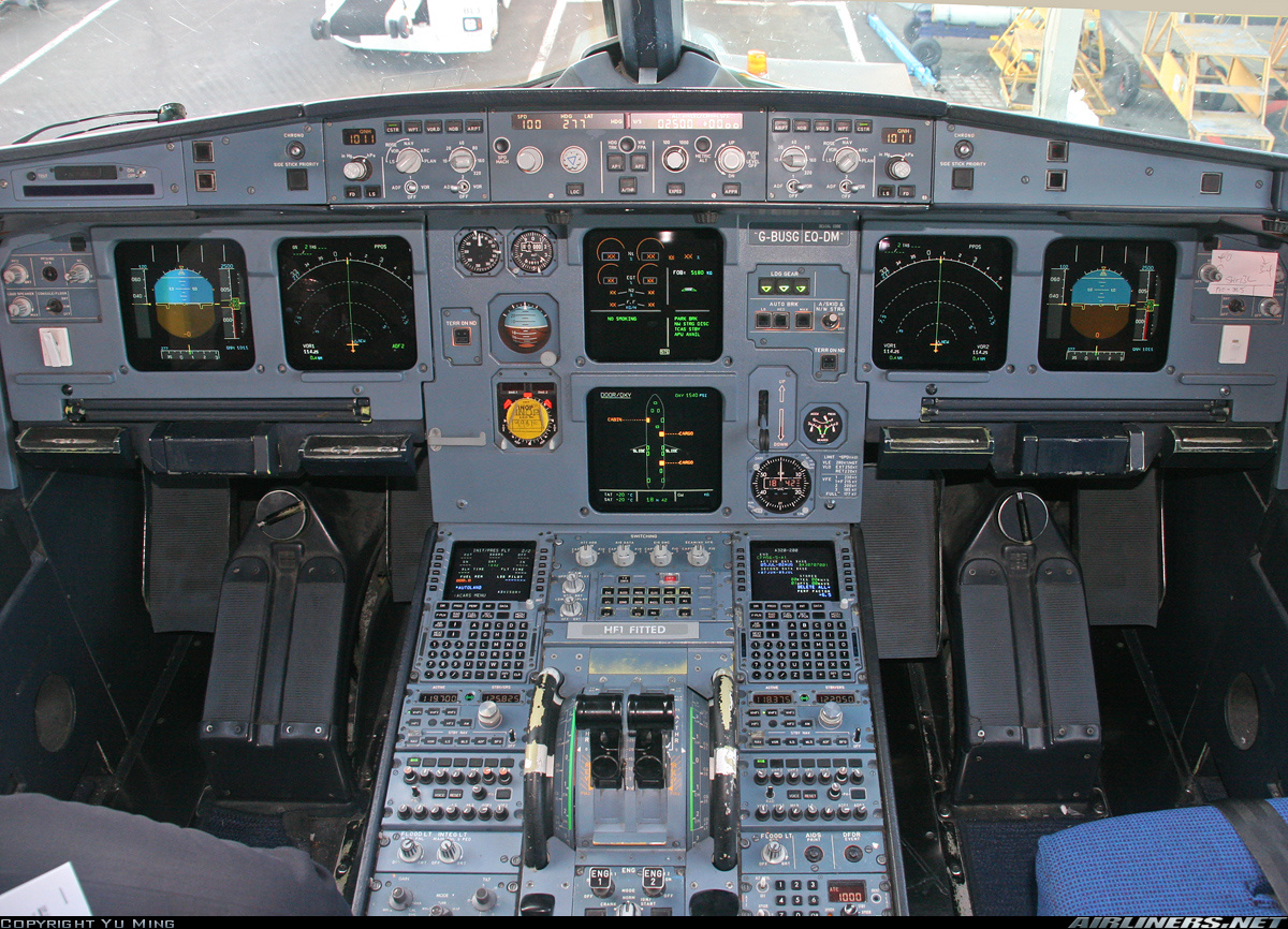 A320neo Vs A320 Cockpit - Year of Clean Water