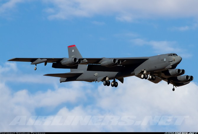 Image result for b-52h
