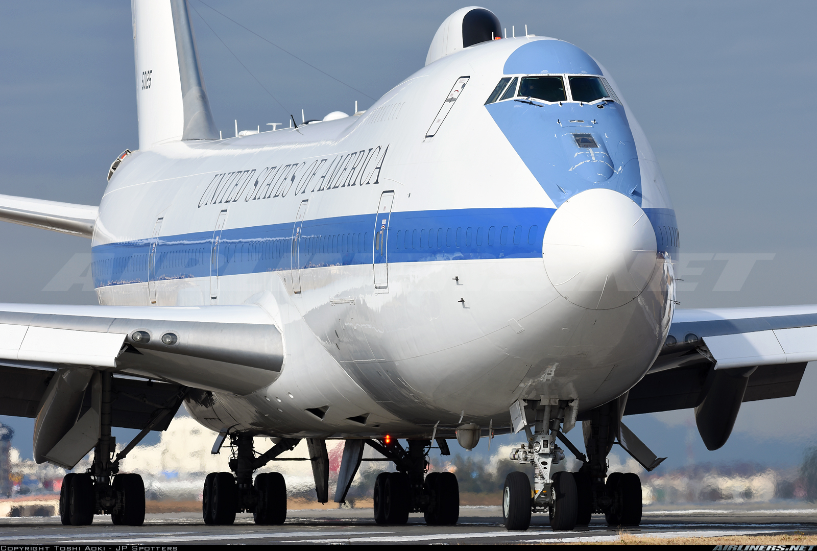 Boeing E-4B (747-200B) - USA - Air Force | Aviation Photo #4177249 | Airliners.net