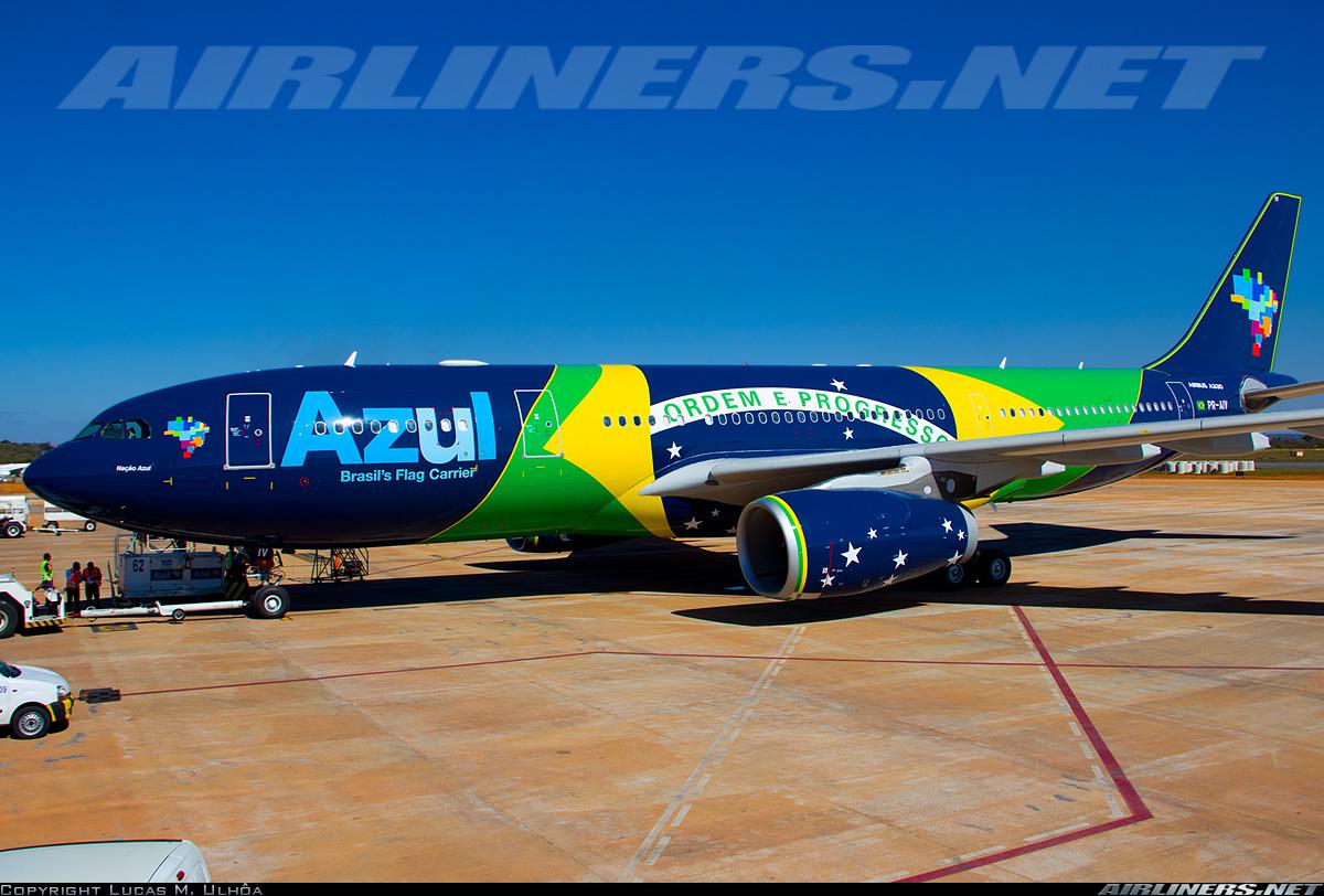 Airbus A330243 Azul Linhas Aereas Brasileiras
