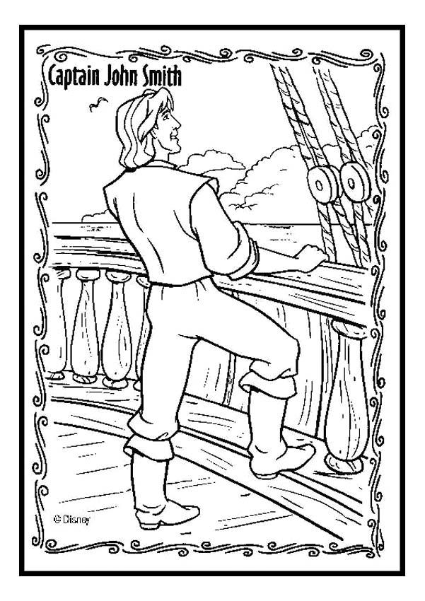 Jamestown Coloring Pages Sketch Coloring Page