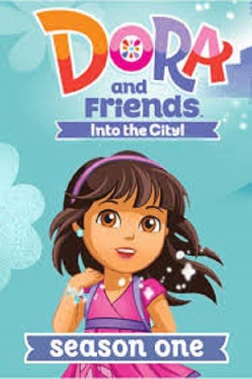 Dora And Friends : Au Cœur De La Ville : friends, cœur, ville, Friends, Cœur, Ville, Saison, (2014), CinéSéries