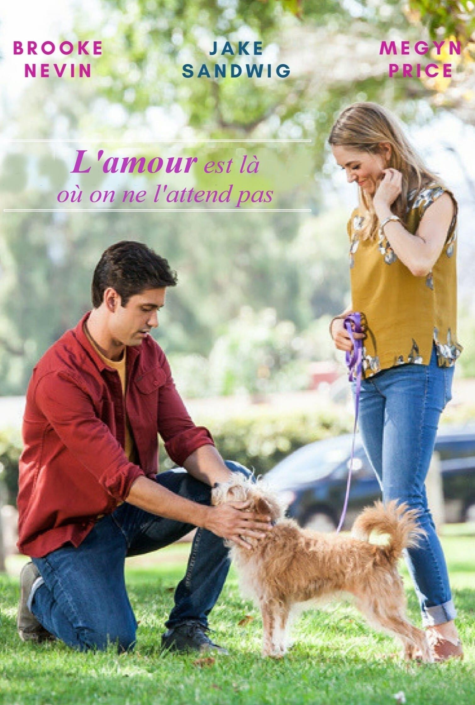L'amour Est La Ou On Ne L'attend Pas : l'amour, l'attend, L'amour, L'attend, (Film,, 2017), CinéSéries