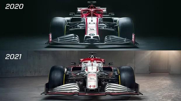 Alfa Romeo - C41 - Presentation - Formula 1 - 2021