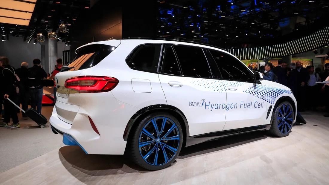 Daimler und BMW: Wasserstoff? – klar, wir sind auch dabei