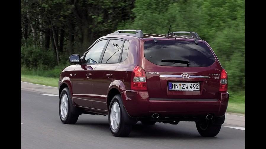 Drei Jahre Alter: Hyundai Tucson 2.0 2WD (Seite 3) - AUTO ...