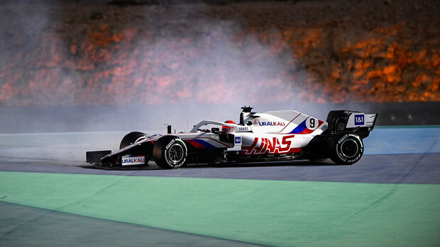 Nikita Mazepin - Haas - Formula 1 - GP Bahrain - Friday - March 26th, 2021