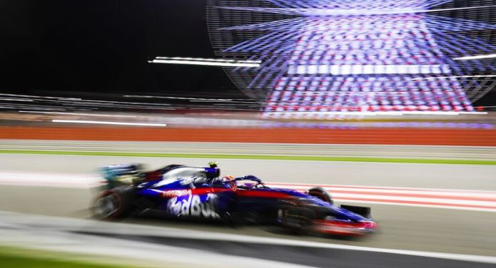 Alexander Albon - Toro Rosso - Formel 1 - GP Bahrain - 29. März 2019