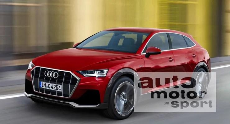 Neues Suvcoupé Audi Q4 (2019) Fotos, Marktstart, Preise