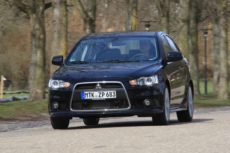 Mitsubishi Lancer Im Fahrbericht: Diesel Mit Mehr Leistung