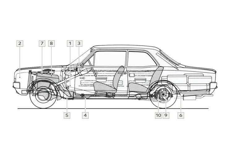 Opel Rekord C in der Kaufberatung: Fataler Verzicht auf