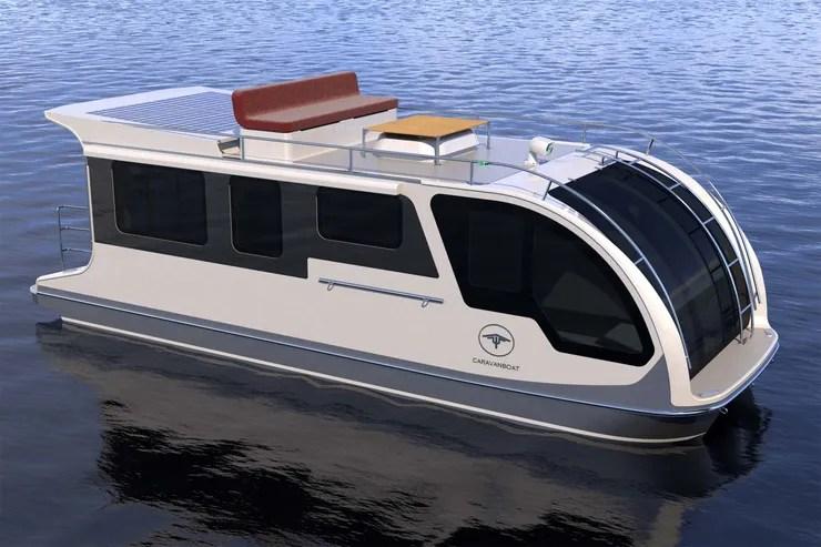 Caravanboat von Deutsche Composite GmbH