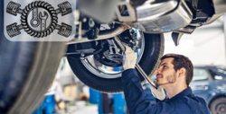 Смяна на предни или задни дискове и накладки на автомобил