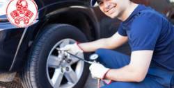 Смяна на 2 гуми на лек автомобил