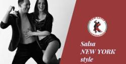 4 посещения на салса New York style за начинаещи