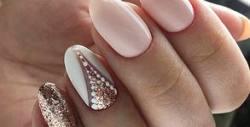 Маникюр с гел лак или гел върху естествени нокти, плюс декорации и SPA терапия за ръце