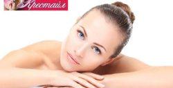 Сияйно гладка кожа! Почистване на лице, биолифтинг, RF лифтинг или фотоподмладяване
