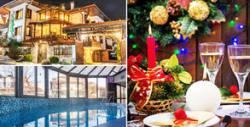 Коледа в Банско! 3 нощувки със закуски и вечери или на база All Inclusive