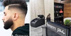 Мъжко подстригване и измиване на коса, оформяне на брада, маска за лице, масаж на скалп, стилизиране