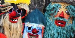 """Уъркшоп за изработване на детска кукерска маска - на 14 Март в Галерия """"Сезони"""""""