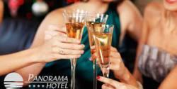 Куверт за абитуриентско парти с ползване на ресторант, украса, плато микс луксозни хапки и чаша шампанско