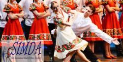 2 посещения на руски народни танци