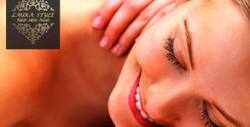 Болкоуспокояващ масаж на кръст, гръб и шиен дял - без или със ползване на сауна