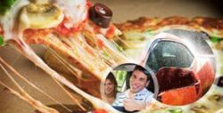 VIP измиване на лек автомобил или джип, плюс вкусна пица