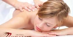 50 минути релакс! Класически масаж на гръб, плюс релаксираща маска със загряващ и успокояващ ефект