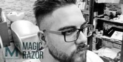 За стилна мъжка визия! Подстригване с измиване и стайлинг или оформяне на брада, мустаци и нанасяне на масла
