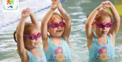 Групова тренировка по плуване за дете или възрастен