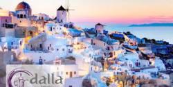 Екскурзия до остров Санторини! 7 нощувки със закуски, плюс самолетен билет