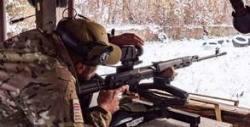 Стрелба със снайпер Драгунов и автомат АК-47 - на 20 Март в с. Лозен