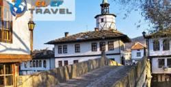 Посети Трявна, Троян и Дряновски манастир през Март! Нощувка със закуска и вечеря, плюс транспорт