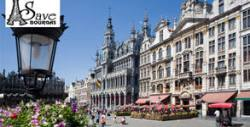 Екскурзия до Белгия и Франция! 5 нощувки със закуски, плюс самолетен транспорт и възможност за посещение на Амстердам