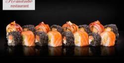Суши сет с 16 хапки - за вкъщи