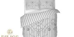 """Спален комплект от сатениран памук """"Либърти"""" - единичен или двоен"""