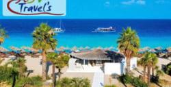 Почивка на изумрудения остров Тасос! 3 нощувки със закуски и вечери, плюс транспорт и посещение на Кавала
