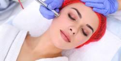 Водно дермабразио на лице, плюс хидратация с уред Aqua jet - за дълбоко почистване, обновяване и изглаждане